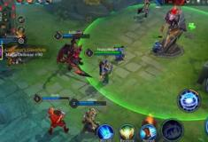 Jogos Moba estilo League of Legends para celular