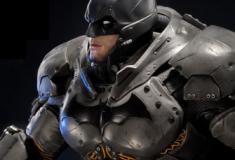 7 Armaduras da DC mais poderosas do que o Homem de Ferro