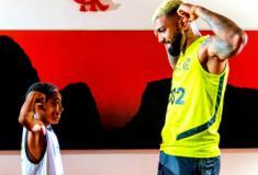 Herói do Flamengo, Gabigol é protagonista em especial de Natal na TV