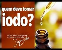 O Iodo em nossa saúde: lugol 5% suplemento a base de iodo inorgânico
