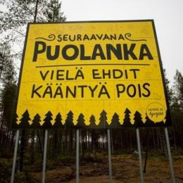 Puolanka, a cidade que comemora ser a 'mais pessimista' da Finlândia