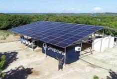 Central solar no Quênia fornece água potável dessalinizada a 35.000 pessoas por dia