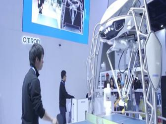 O robô que treina jogadores de pingue-pongue