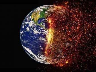 Um ano aterrorizante para as mudanças climáticas