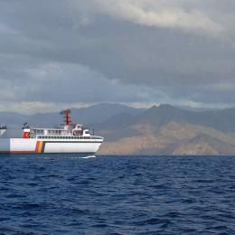 A Damen vai construir novo RoPax para Timor-Leste