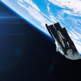 """O satélite """"Black Knight"""", uma teoria de conspiração alienígena"""