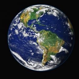 Inspiração: Planeta Terra