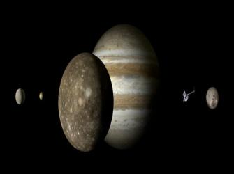 A formação dos planetas do sistema solar: planetas gasosos