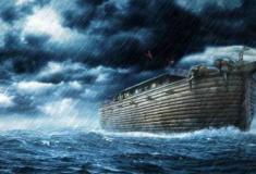 O exemplo mais antigo de notícias falsas está relacionado com o Diluvio
