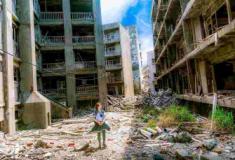 Os desastres climáticos desalojam 20 milhões de pessoas por ano