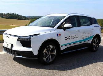 Carros elétricos chineses entram na Europa com preços de arrasar