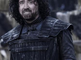Veja como seria a série Game of Thrones com Nicolas Cage