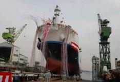 Lançado o primeiro transportador de hidrogénio liquefeito do mundo