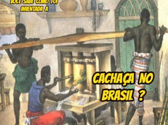 Você sabe como foi inventada a cachaça no Brasil?