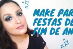 Make para as Festas de Fim de Ano