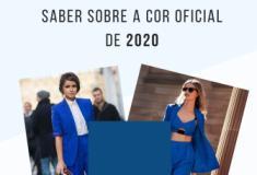 Classic Blue: tudo o que você precisa saber sobre a cor oficial de 2020