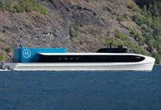 A Brothers Aa desenvolve catamarãs de passageiros a hidrogénio