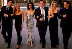 Por onde andam os atores de Friends?