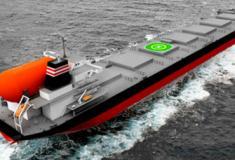 NYK e MOL encomendam os primeiros graneleiros de carvão movidas a GNL do mundo