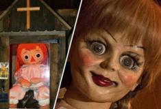 Conheça os objetos amaldiçoados encontrados no filme Annabelle