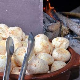 Pão de queijo sem farinha de trigo (Fit)