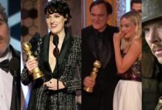 Vencedor do Globo de Ouro,