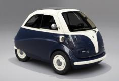 Karo-Isetta, a versão elétrica do Romi-Isetta, vai ser lançado no fim do mês