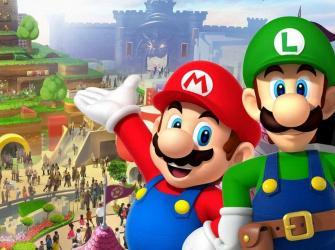 Parque de diversões da Nintendo será inaugurado antes das Olimpíadas.