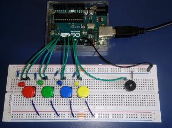 Genius - Jogo da Memória (Arduino)