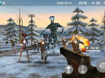 Jogos FPS de terror para Android