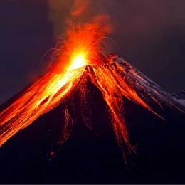 O vulcão mais perigoso do mundo