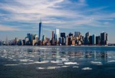 Exército dos EUA estuda a construção de um paredão para defender NY de inundações