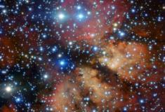 ESO flagra berçário estelar na Via Láctea