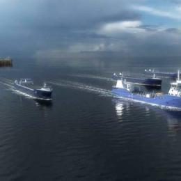Projeto para navios autónomos recebe financiamento da UE