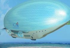 Indústria espacial russa propõe frota de dirigíveis para busca e salvamento