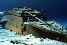 """A RMS Titanic Inc pretende recuperar o equipamento de rádio Marconi do """"Titanic"""""""