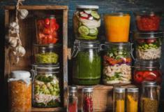 Cinco segredos para fazer com que os alimentos durem mais