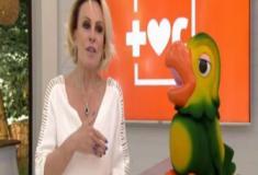 Ana Maria Braga revela que está com câncer, pela terceira vez: 'Tenho muita fé'