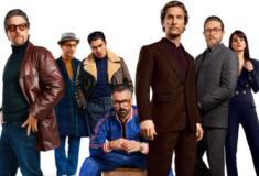 Filme Magnatas do Crime ganha trailer e pôster oficiais