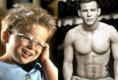 Antes e depois de astros mirins de grande sucesso dos anos 80 e 90