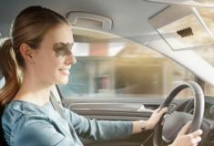 """""""Visor Virtual da Bosch melhora a segurança e o conforto do motorista"""""""