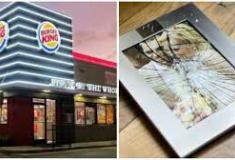 Burger king trocará foto de ex por hambúrguer de graça