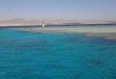 Mar Vermelho está libertando enorme quantidade de gases de efeito estufa