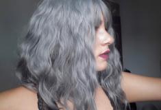 Review: Wig Cinza - Dresslily