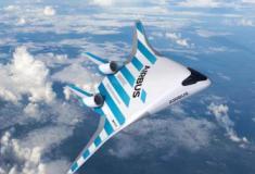 A Airbus revelou seu novo modelo de avião