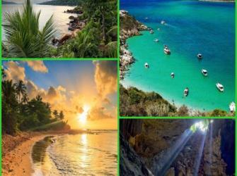 A grandeza da natureza brasileira: Região Sudeste