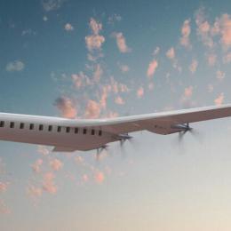 Revelado projeto para avião de zero emissões