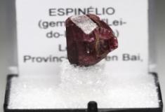Pedras preciosas: espinélio