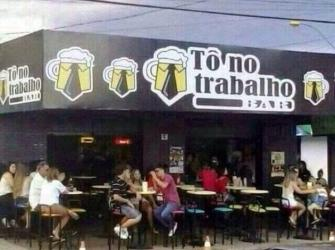 O brasileiro nato realmente nasceu para fazer zoeira