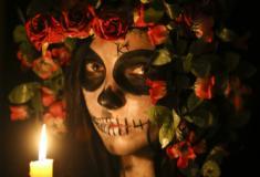 Dia dos mortos no México - Um brinde à morte